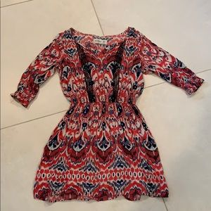 Red, White, and Blue Abercrombie Kids Dress